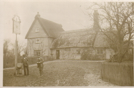 An old photograph of the Beehive supplied by Horace Bailey