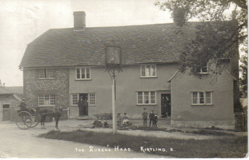 The Queen's Head, Kirtling